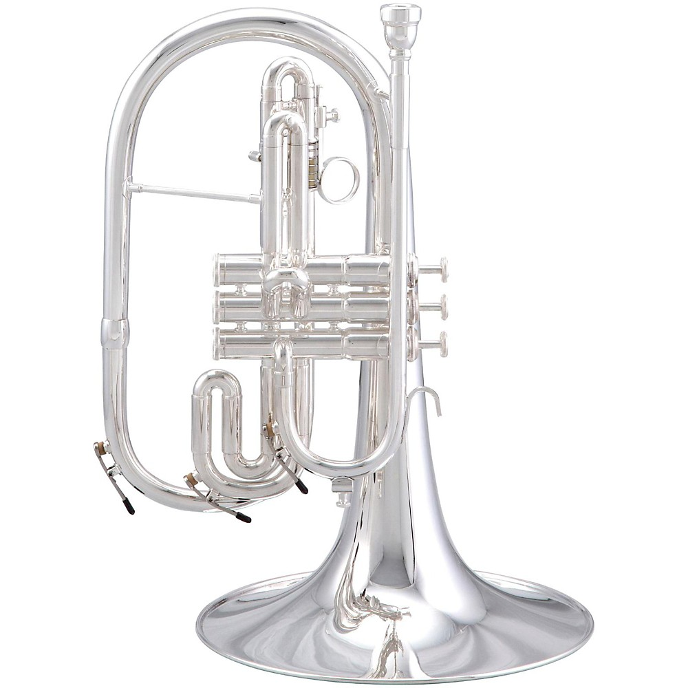 Tama By Kanstul Kmp Series Marching F Mellophone Kmps Silver 1382021473151