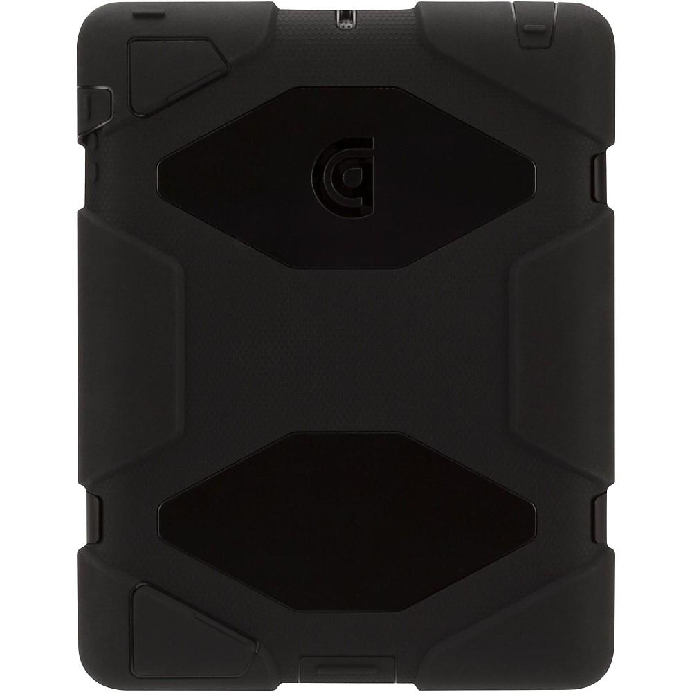 Griffin Survivor Case for iPad 2, 3, 4 Black, Black 1382969928331