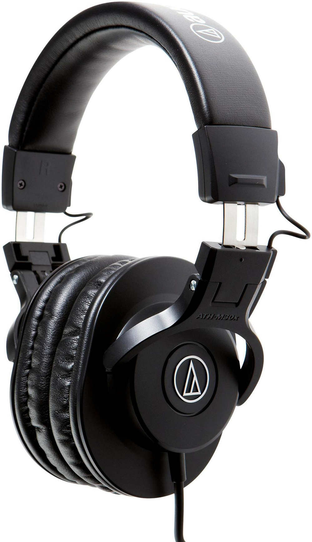 audio technica ath m30x closed back professional studio monitor headphones black ebay. Black Bedroom Furniture Sets. Home Design Ideas