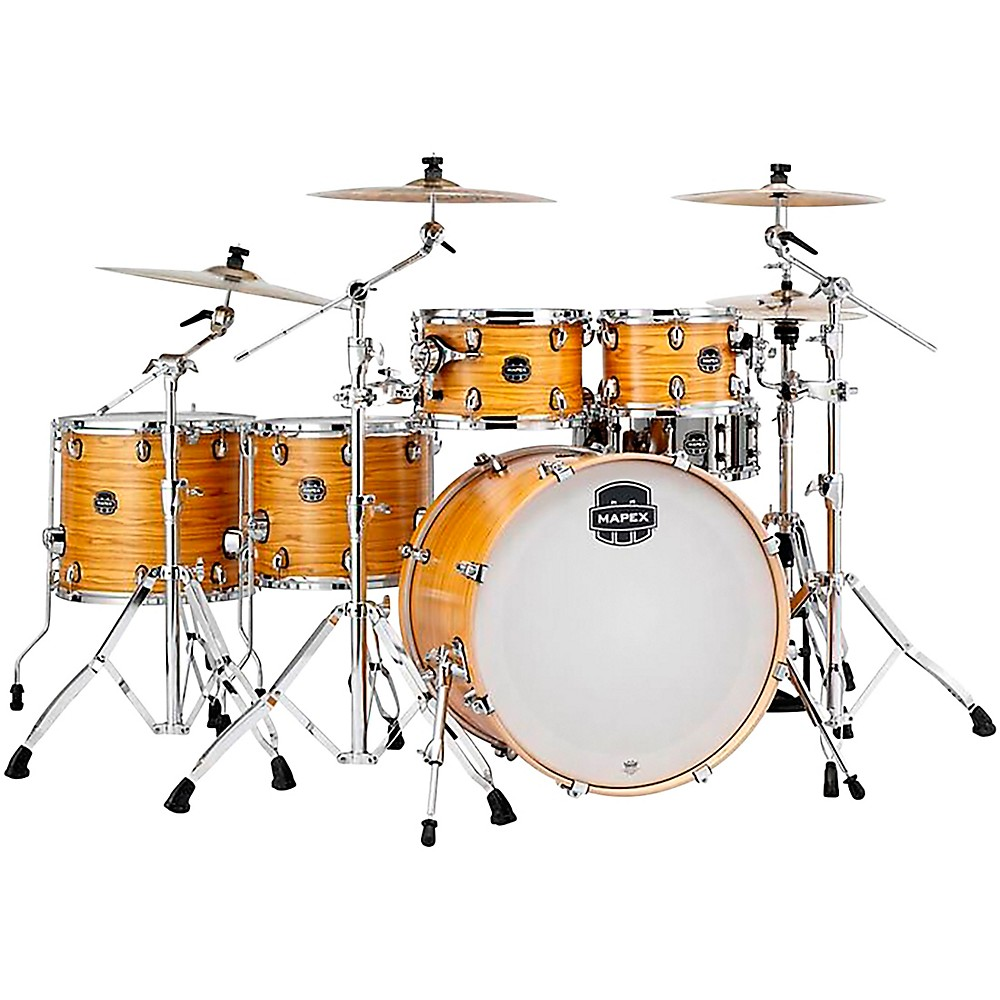 Mapex Armory Series 6-Piece Studioease Shell Pack Fast Toms Desert Dune 1500000198064