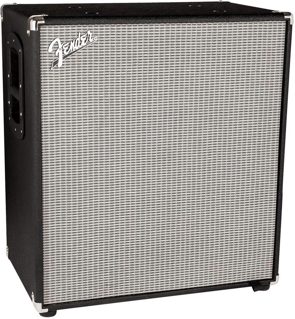 Fender 4x10 Guitar Cabinet Fender Rumble V3 1000w 4x10 Bass Speaker Cabinet Ebay