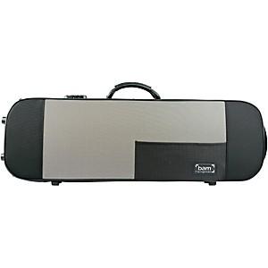Bam 5001S Stylus Violin Case Black