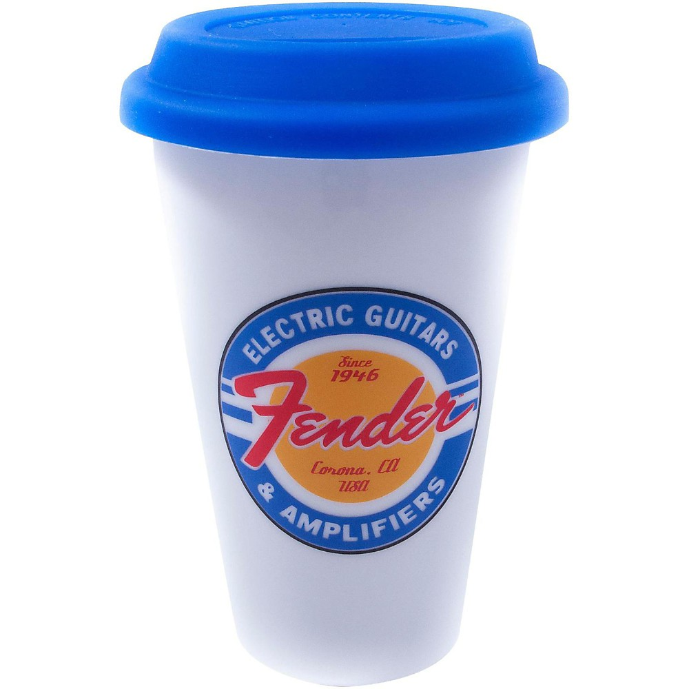 Fender Ceramic Cup 11 Oz. 1381155002587