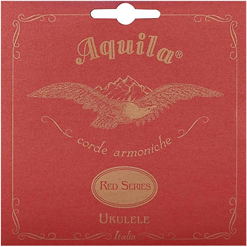 Aquila Red Series 83U Soprano Ukulele Strings (Gcea Tuning) Red