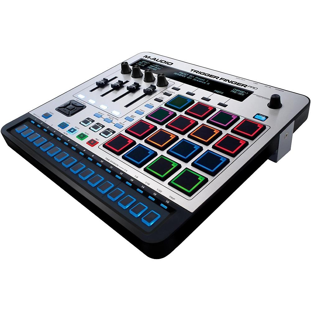 M-Audio Trigger Finger Pro Usb Controller 1399909207944