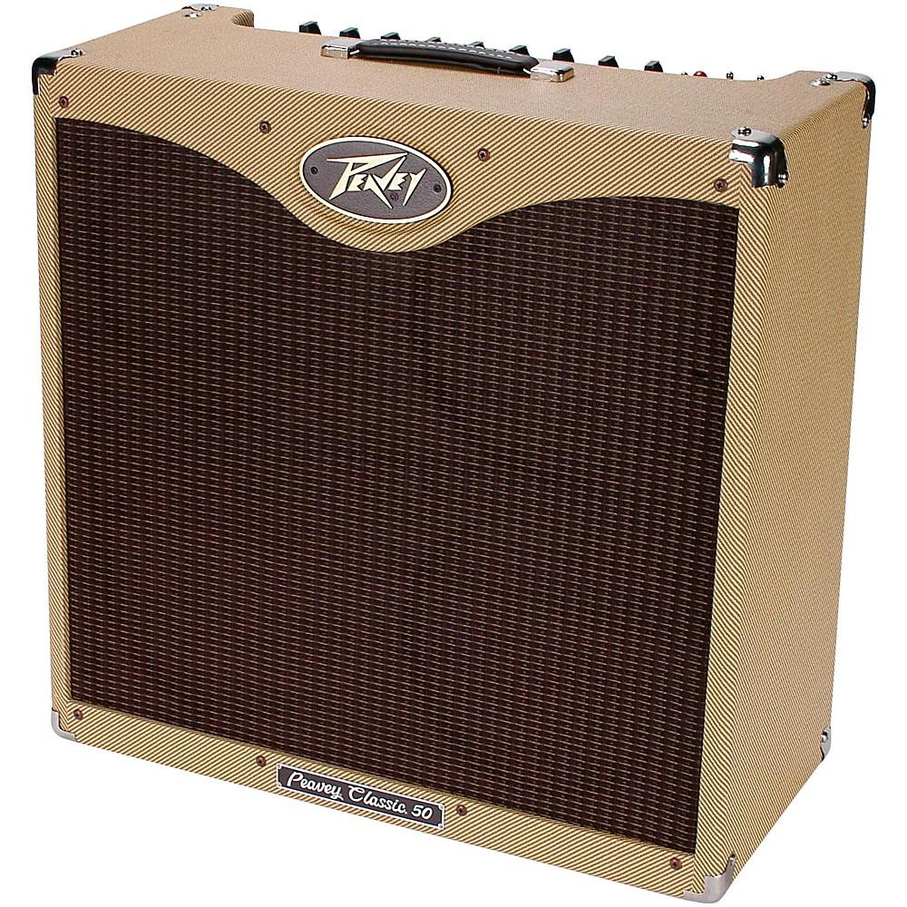 Peavey Classic 50 50W 4x10 Tube Combo Guitar Amp 1400509355130