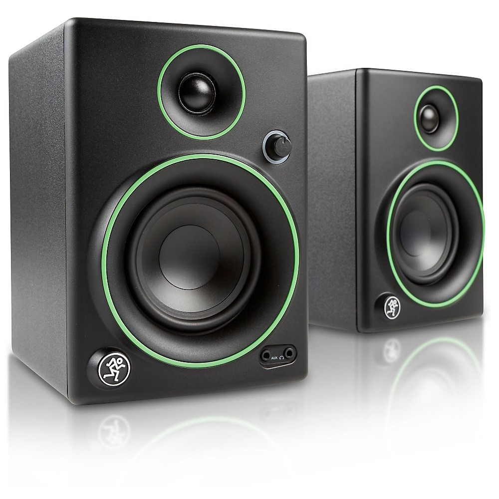 Mackie CR4 4 Creative Reference Multimedia Monitors - Pair