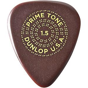 Dunlop Primetone Standard Sculpted Shape 3-Pack 1.5 Mm