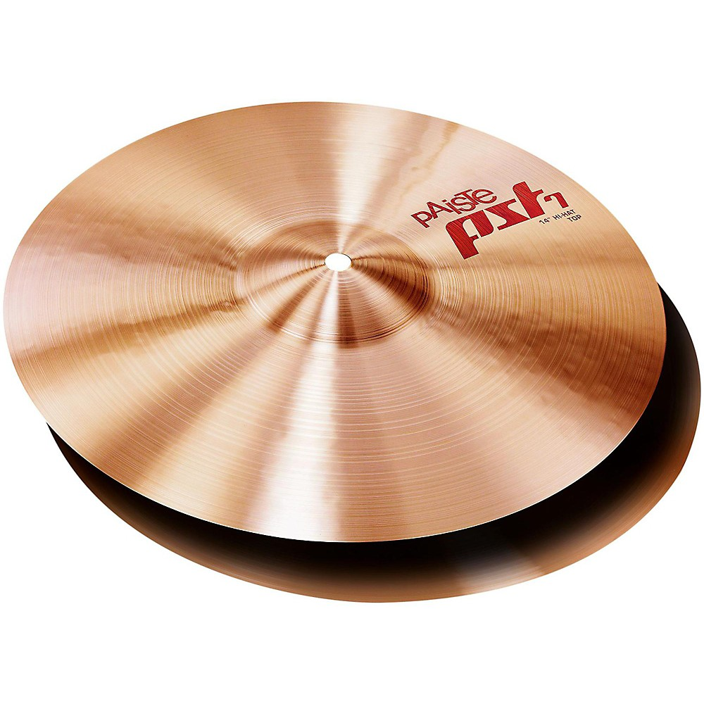 Paiste PST 7 Hi-Hat Pair 14 in. 1405348758046