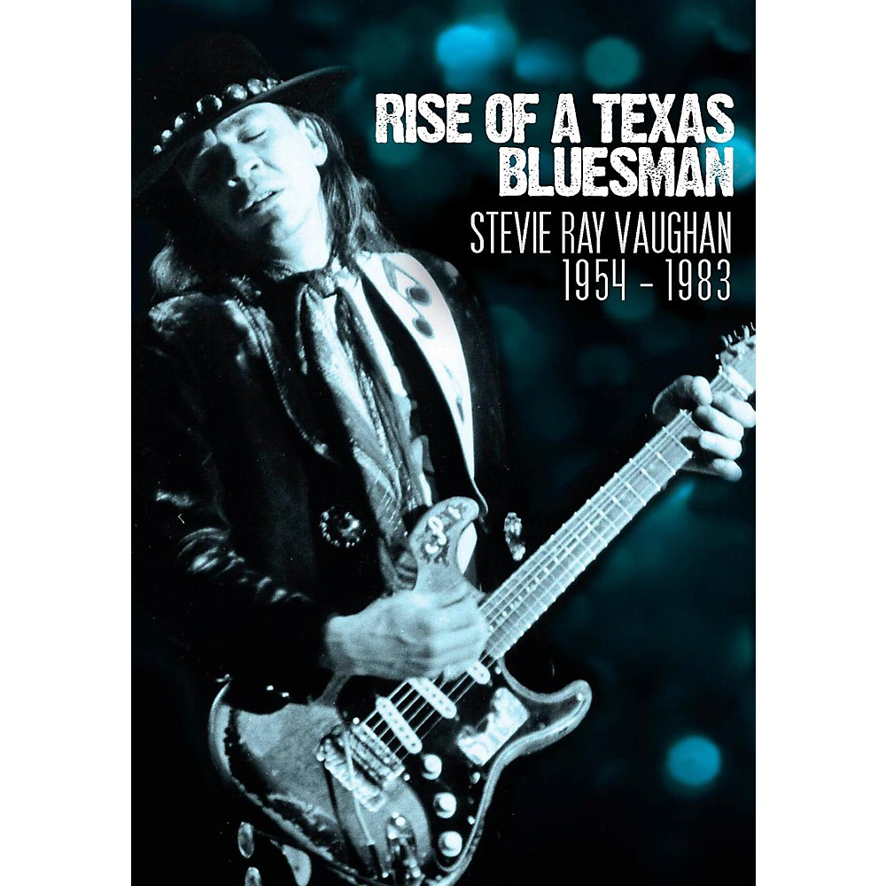 Hal Leonard Stevie Ray Vaughan Rise Of A Texas Bluesman: 1954-1983 Live & Documentary Dvd 1409670717644