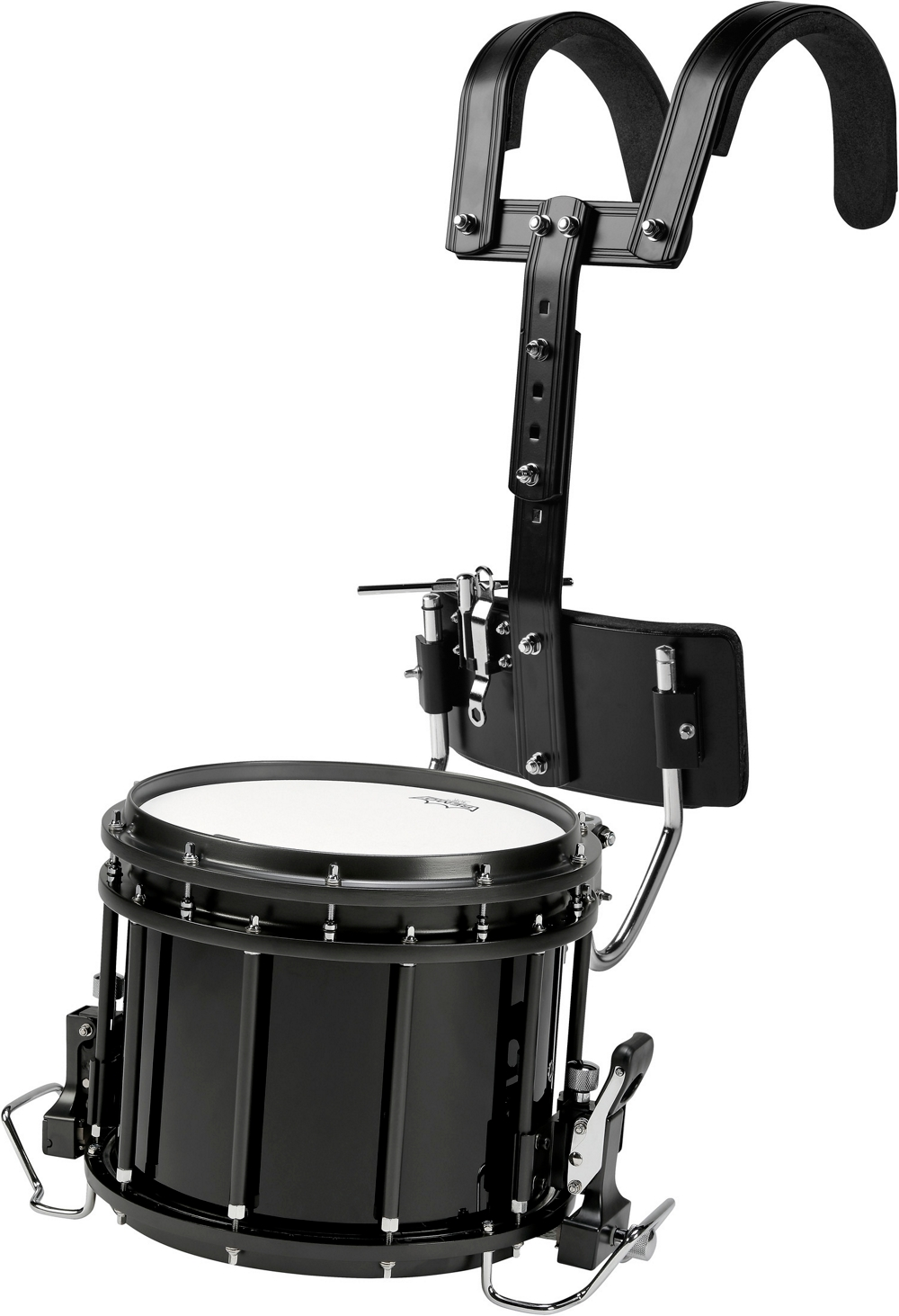 sound percussion labs high tension marching snare drum 14x12 black ebay. Black Bedroom Furniture Sets. Home Design Ideas