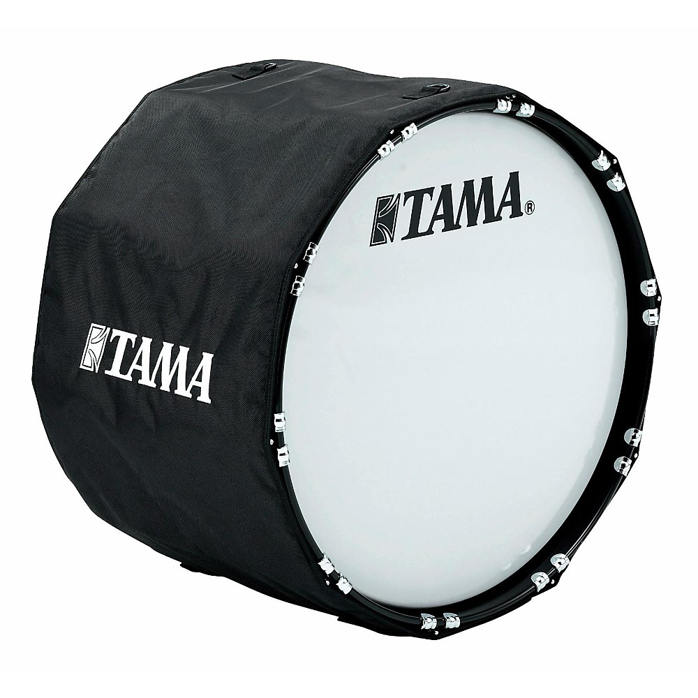 Tama Marching Bass Drum Cover 14 To 16 In. 1413211459808