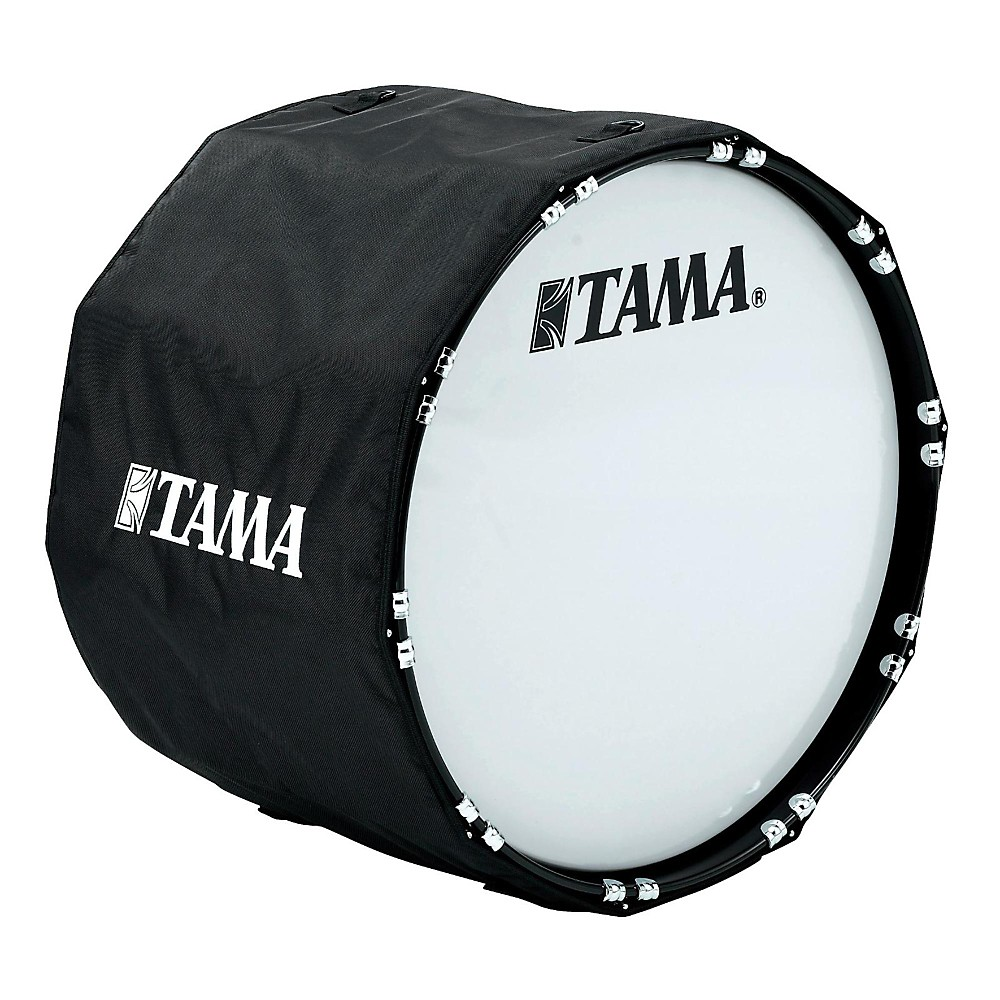 Tama Marching Bass Drum Cover 22 to 24 in. 1413211459812