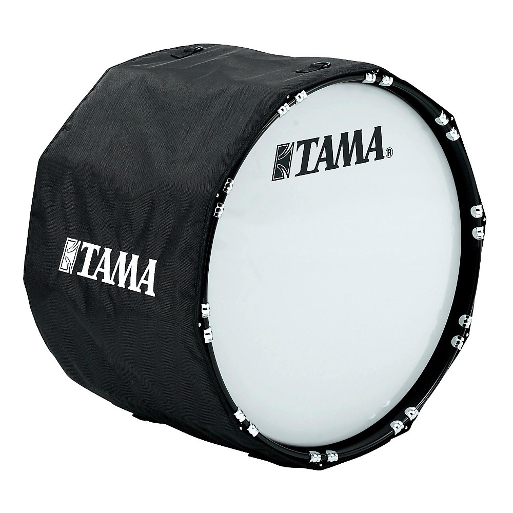 Tama Marching Bass Drum Cover 18 To 20 In. 1413211459814