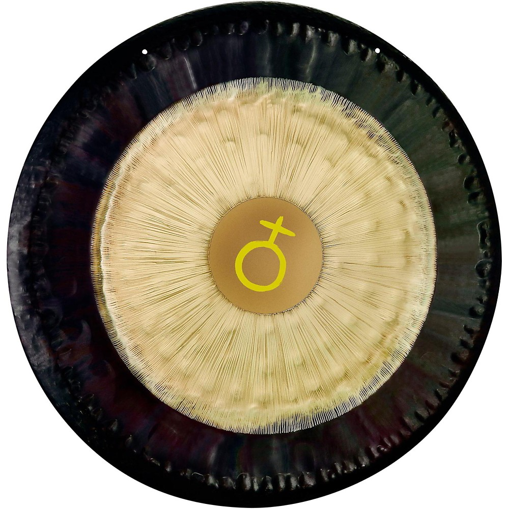 Meinl Sonic Energy Platonic Year Planetary Tuned Gong 28 In -  G28-E-PL