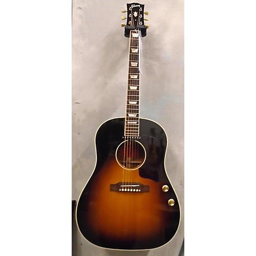 Gibson J160E Acoustic Electric Guitar-thumbnail