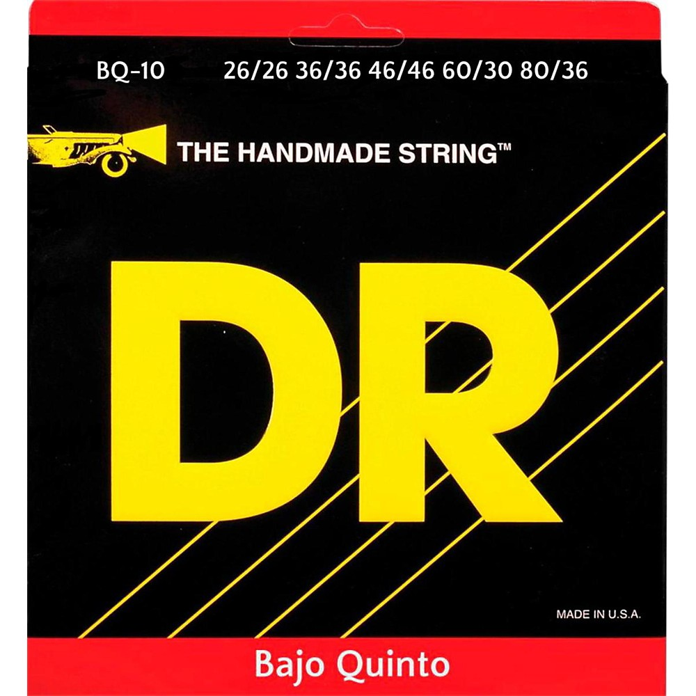 Dr Strings Bajo Quinto Bass Strings 10 String 1413918388180