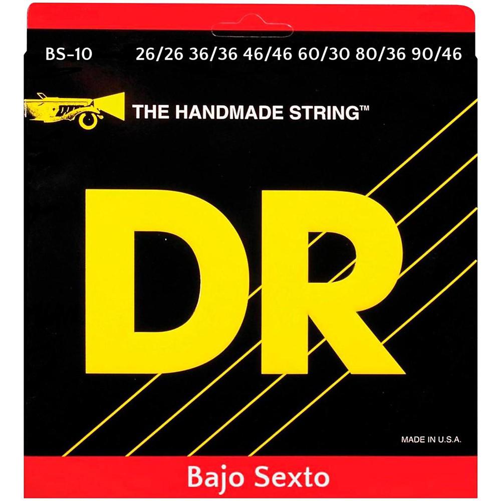 Dr Strings Bajo Sexto Bass Strings 12 String 1413918388187