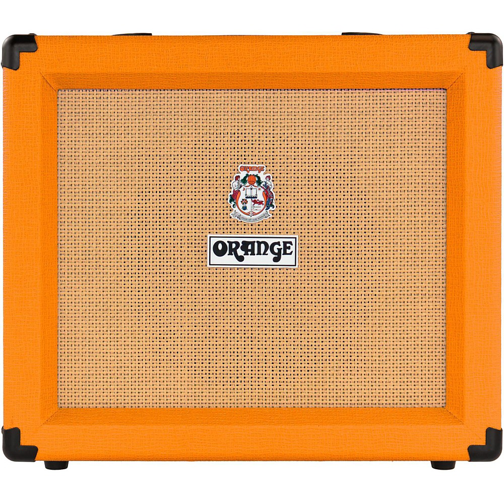 Orange Amplifiers Crush35RT 35W 1x10 Guitar Combo Amp Orange