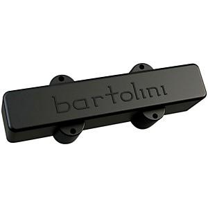 Bartolini Classic Bass Series 4-String J Bass Single Coil Bright Tone Neck Pickup Short