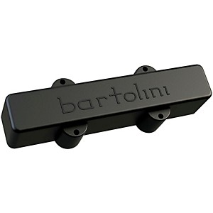 Bartolini Classic Bass Series 5-String J Bass Dual Coil  Neck Pickup Long