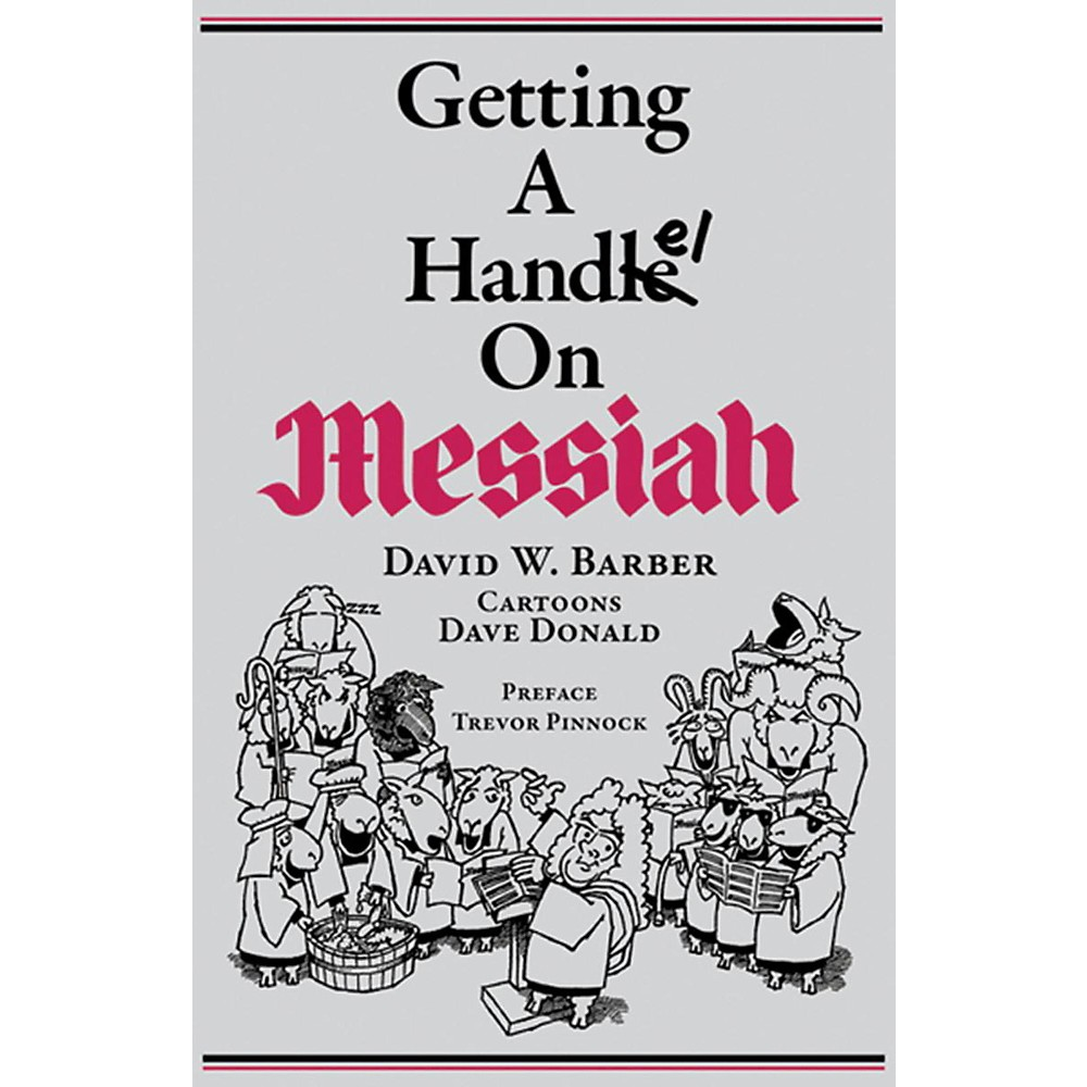 Alfred Getting a Handel on Messiah Book 1415030761499