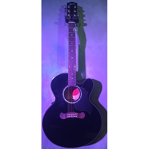 Gibson J180 EC Special Acoustic Electric Guitar-thumbnail
