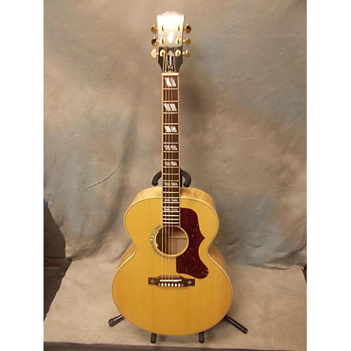 Gibson J185 CST QUILT Acoustic Electric Guitar