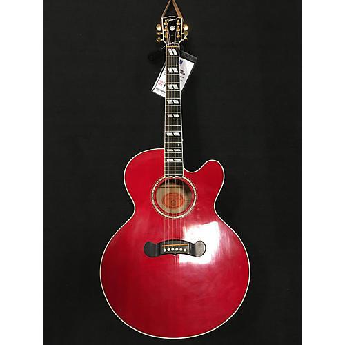used gibson j185ec acoustic electric guitar guitar center. Black Bedroom Furniture Sets. Home Design Ideas