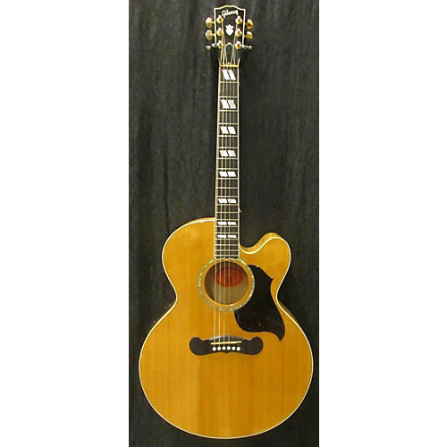 Gibson J185EC Acoustic Electric Guitar-thumbnail