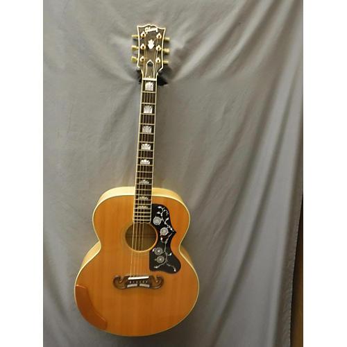 Guitar Center Gibson : used gibson j200 standard acoustic guitar guitar center ~ Vivirlamusica.com Haus und Dekorationen