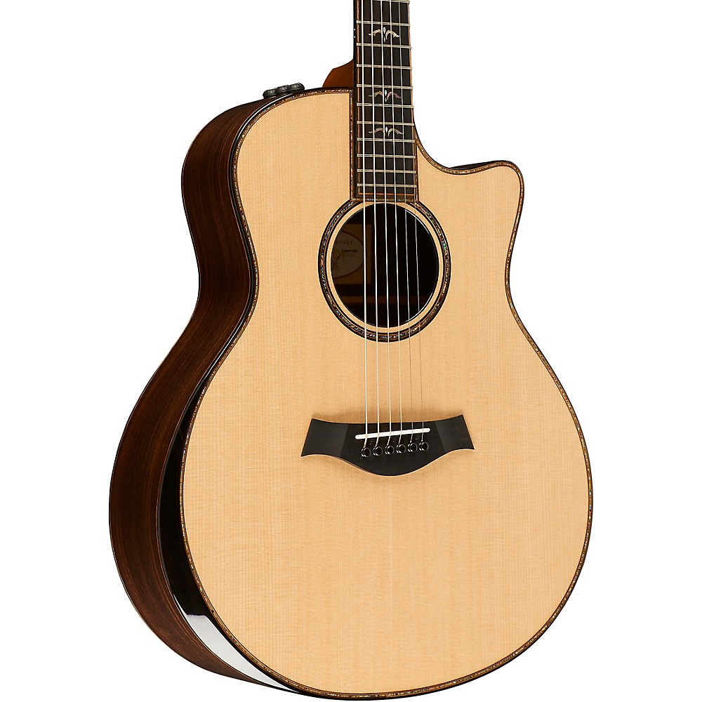 Taylor 900 Series 916Ce Grand Symphony Acoustic-Electric Guitar Natural 1425398432837