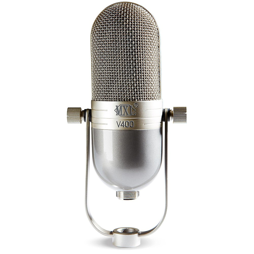 Mxl V400 Dynamic Microphone In A Vintage Style Body 1425398434055