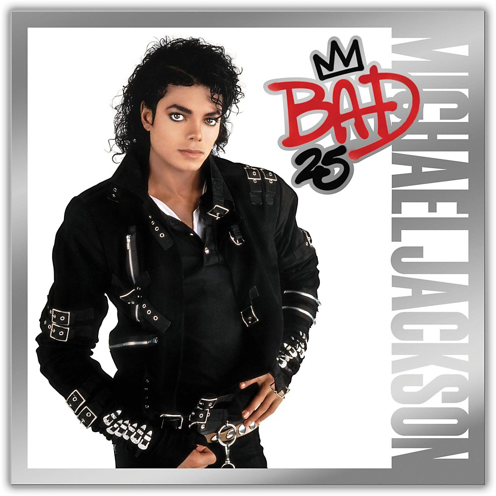 Sony Michael Jackson Bad (25Th Anniversary Edition) Vinyl Lp 1377190992772