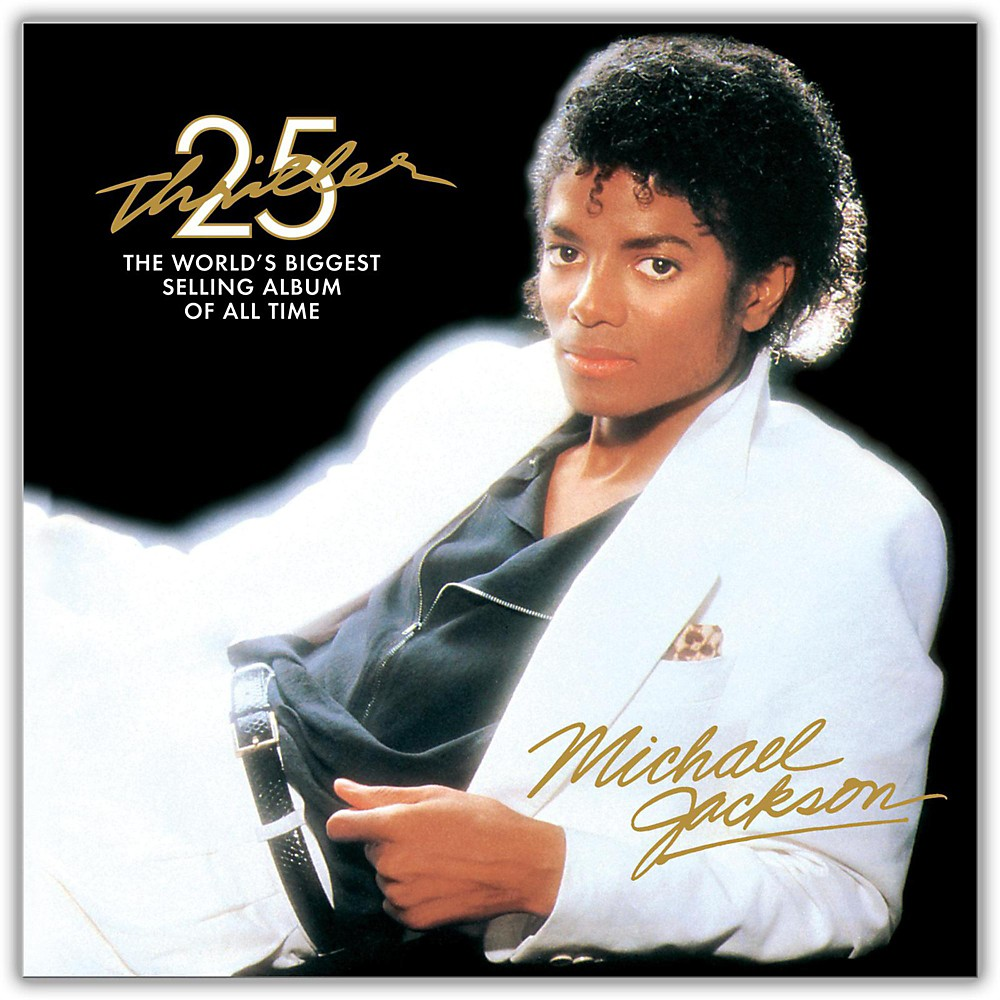 Sony Michael Jackson Thriller (25Th Anniversary Edition) Vinyl Lp 1377190992784