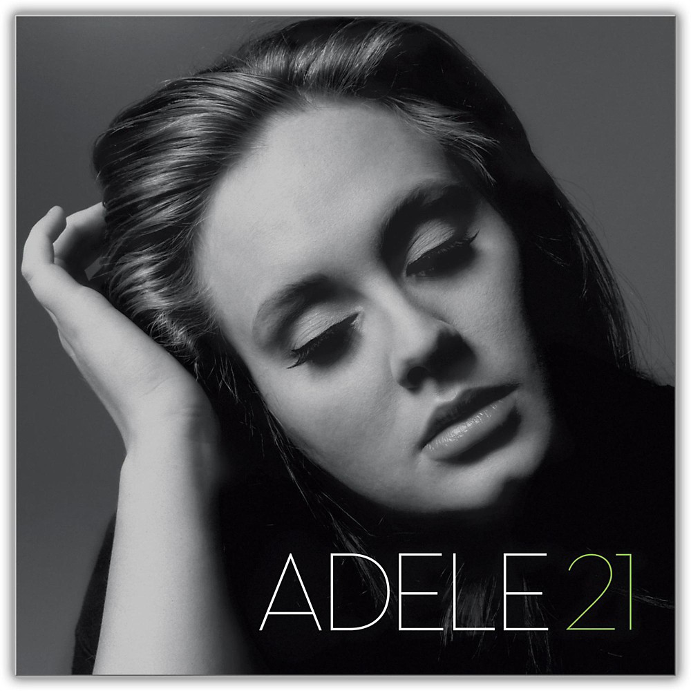 Sony Adele 21 Vinyl Lp 1377190992792