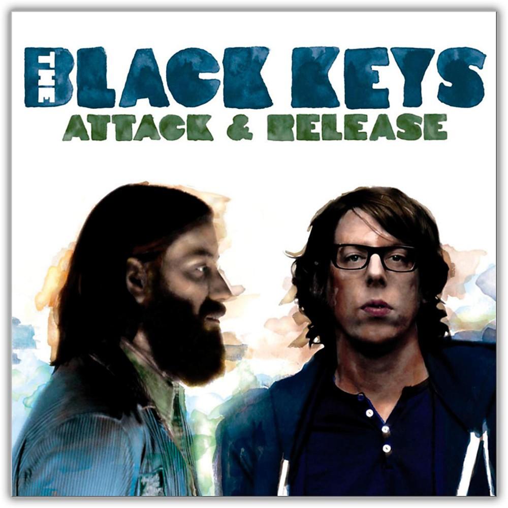 Wea The Black Keys Attack & Release (With Bonus Cd) Vinyl Lp 1413211462051