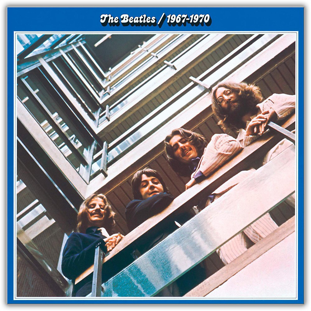 Universal Music Group The Beatles The Beatles 1967-1970 Vinyl Lp 1418660050875