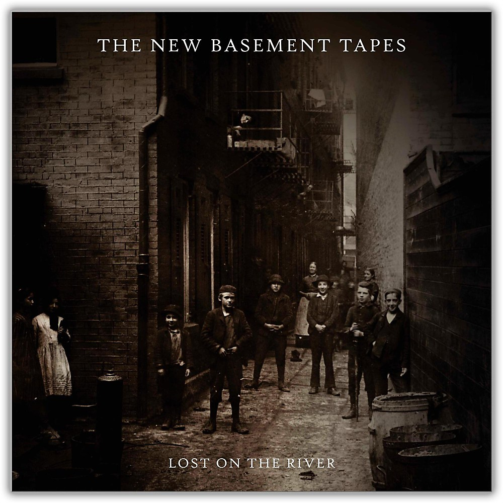 Universal Music Group The New Basement Tapes Lost On The River Vinyl Lp 1416843039208