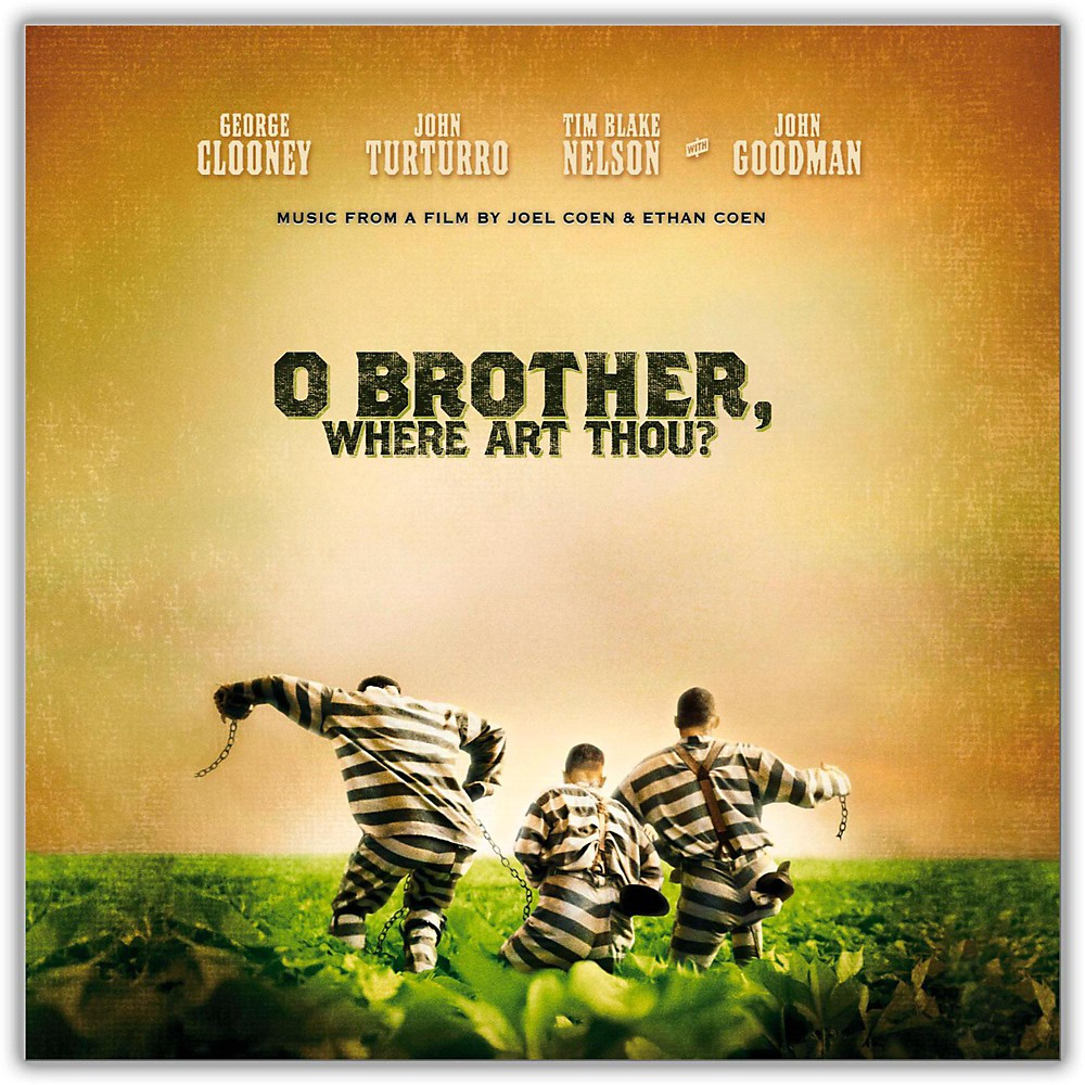 Universal Music Group Various Artists O Brother, Where Art Thou Vinyl Lp 1421336343382