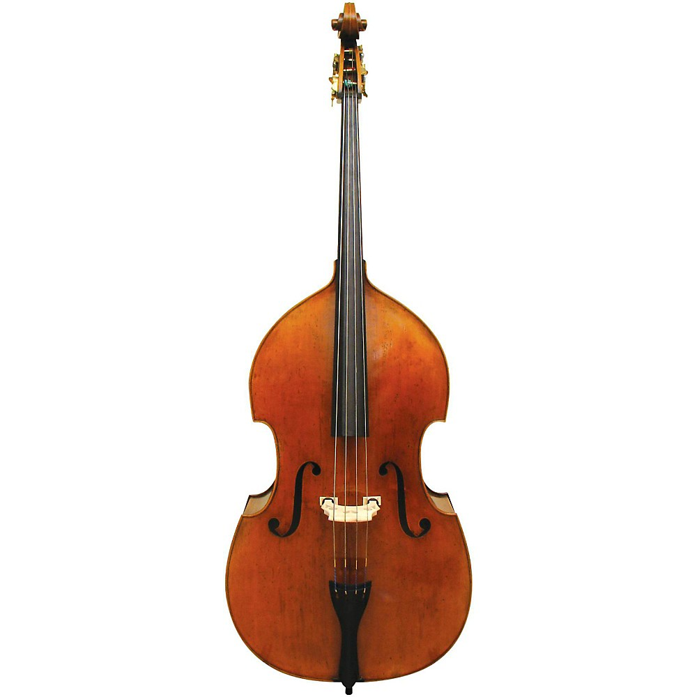 Maple Leaf Strings Model 150 Craftsman Collection Gamba Double Bass 3/4 Size 1430146856658