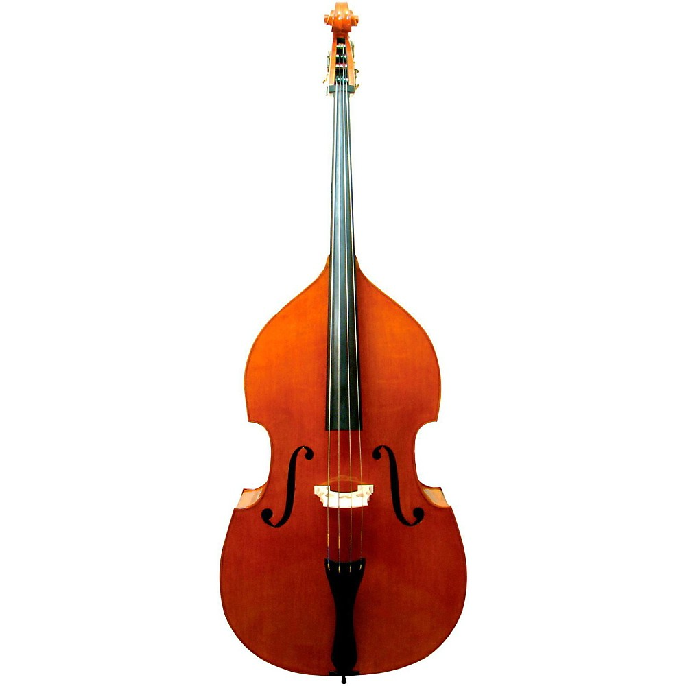 Maple Leaf Strings Model 140 Craftsman Collection Stradivarius Double Bass 3/4 Size 1430146856610