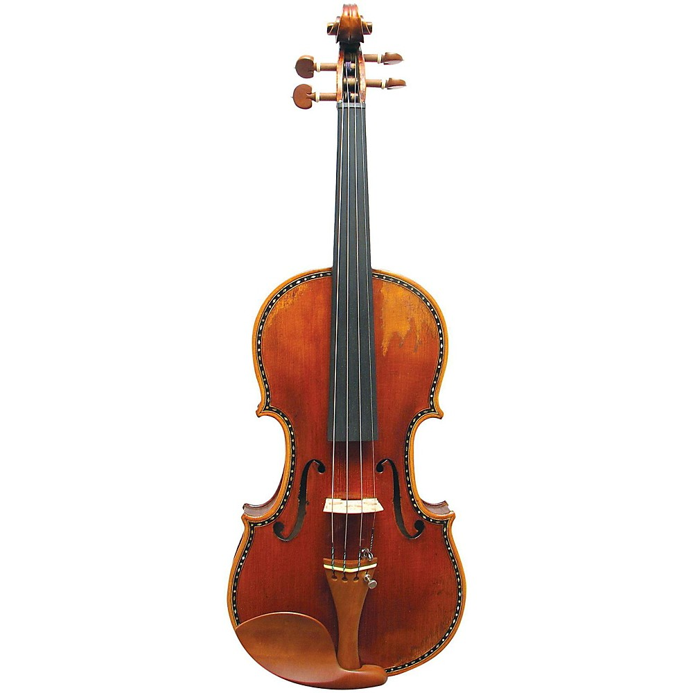 Maple Leaf Strings Hellier Stradivarius Craftsman Collection Violin 4/4 Size 1430146856718