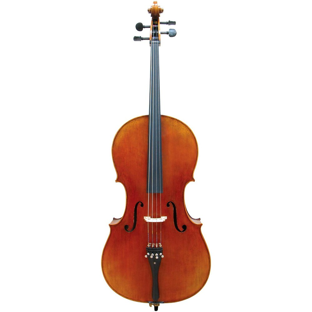 Maple Leaf Strings Ruby Stradivarius Craftsman Collection Cello 4/4 Size 1430146856940