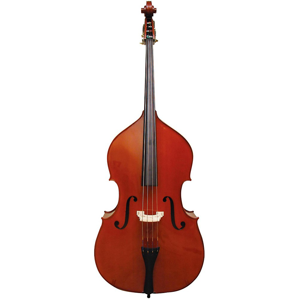 Maple Leaf Strings Model 130 Craftsman Collection Stradivarius Double Bass 3/4 Size 1430146856916
