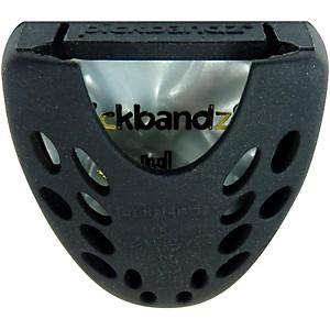 Pickbandz Stick-It-Pick-It Pick Holder Black