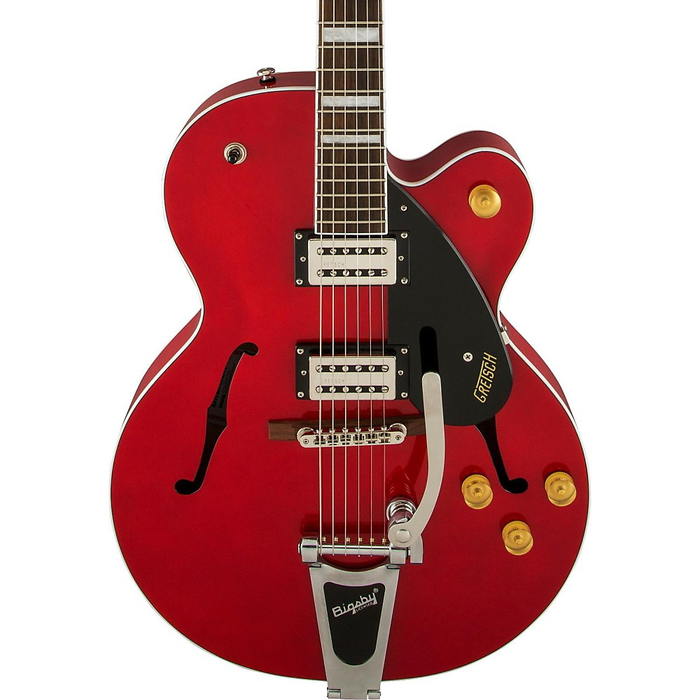 Gretsch Guitars G2420T Streamliner Single Cutaway Hollowbody with Bigsby Flagstaff Sunset 1442851618185