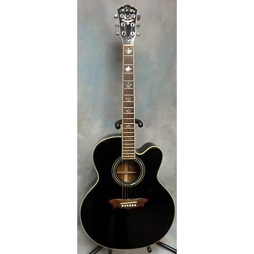Washburn J28 CE CUMBERLAND Acoustic Guitar-thumbnail