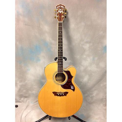 Washburn J28SCEDL Acoustic Guitar