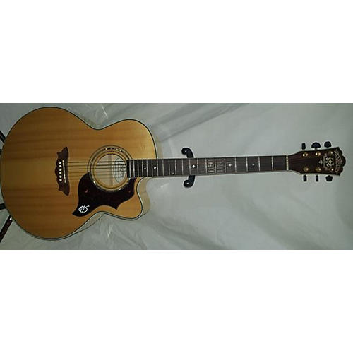 Washburn J28SCEDLX Acoustic Electric Guitar